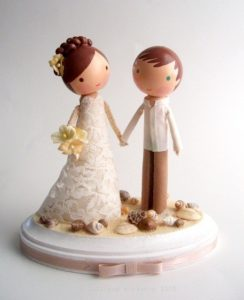 Custom Cake Topper from Etsy
