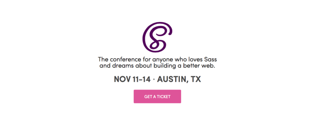 Watch Out, Austin! SassConf 2015