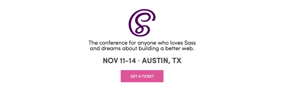 Watch Out, Austin! SassConf 2015